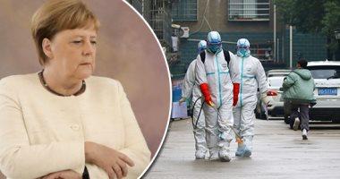 1284 إصابة جديدة بفيروس كورونا فى ألمانيا و123 وفاة