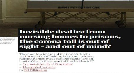 الجارديان: الوفيات في دور الرعاية و السجون بسبب كورونا كثيرة