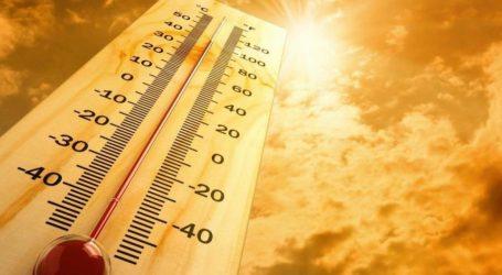 درجات الحرارة تستمر فى الارتفاع و العظمي في القاهرة تسجل 38