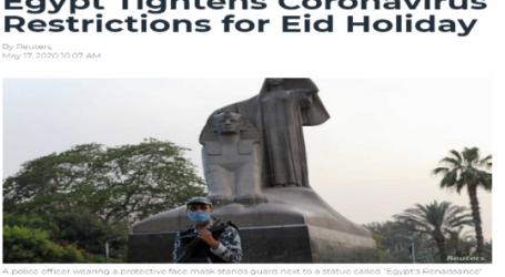 فويس أوف أمريكا : مصر تشدد قيود كورونا خلال أسبوع العيد