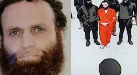 مشهد تسجيلي من إعدام هشام عشماوي في الحلقة 29 من مسلسل الاختيار