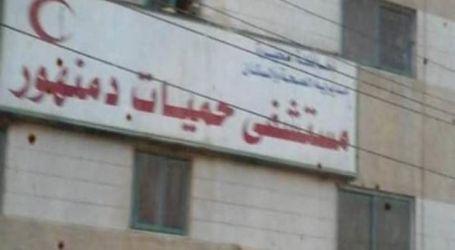 وضع مدير مستشفى الحميات بدمنهور في العزل المنزلي بعد إصابتة بفيروس كورونا