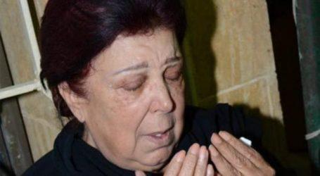عاجل.. إصابة الفنانة رجاء الجداوي بفيروس كورونا