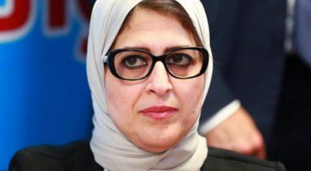 هالة زايد  تزور حميات الإسكندرية وتخصص مبنى مستقل لحالات كورونا