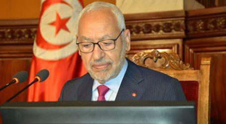 """مطالبة عدد من أعضاء مجلس النواب التونسي بعزل رئيس البرلمان """" راشد الغنوشي """""""