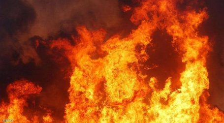 حريق بأحدى المستشفيات فى إمبابة والإطفاء تحاول إخماده