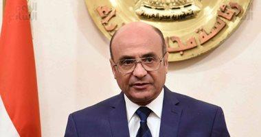 وزير العدل ناعيا الشهداء: دماءهم تزيد من عزمنا على اجتثاث الإرهاب لحماية الإنسانية