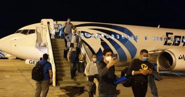 مطار مرسى علم يستقبل 155 مصرياً عالقاً عائداً من بغداد