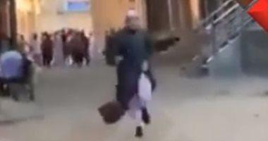 أوقاف الدقهلية عن فيديو هروب إمام : طالب ثانوي حاول إقامة صلاة العيد (فيديو)