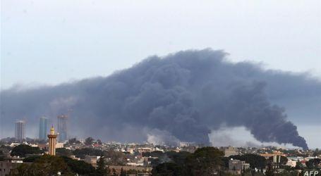 الحكومة الليبية المؤقتة ترحب بالبيان الخماسى بشأن الانتهاكات التركية فى البلاد