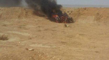 القوات المسلحة تحبط هجوم مسلح على كمين أمني بمدينة رفح وتصفي 4 إرهابيين