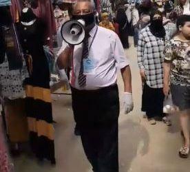 فيديو ..صرخات مواطن يدعو المواطنين للالتزام تجنباً لانتشار الفيروس