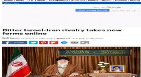 صحيفة ( دايلي ميل ) البريطانية : الخصومة المريرة بين ( إسرائيل / إيران ) تتخذ أشكالاً جديدة على الإنترنت