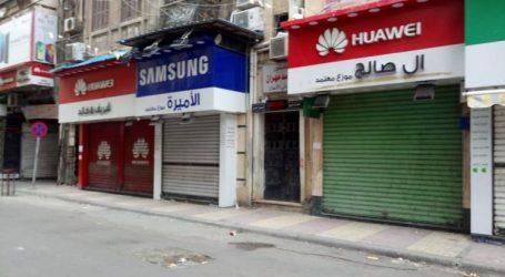 في حملة لغلق المحلات المخالفة: إغلاق 271 محلا ومطعما لمواجهة كورونا