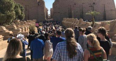 وكالة نوفا الإيطالية : عودة السياح الإيطاليين إلى مصر 15 يوليو مع تطبيق إجراءات الوقاية