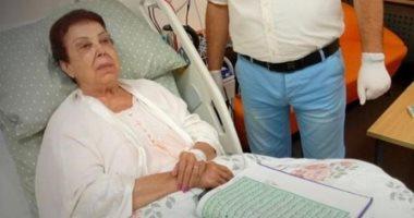 مستشفى أبوخليفة تكشف مكان استقرار الفيروس في جسد رجاء الجداوي