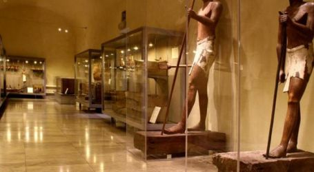 إيطاليا تُعيد فتح المتحف المصرى بتورينو بعد غلقه بسبب كورونا