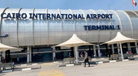 عودة الرحلات الجوية الأوكرانية إلى مطار القاهرة منتصف سبتمبر الجارى