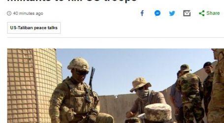 موقع (قناة بي بي سي ) البريطاني : روسيا تنفي دفع أموال للمتشددين لقتل القوات الأمريكية في حرب أفغانستان