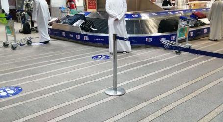 وصول  136 مصريا عالقا بالكويت إلى مطار الأقصر
