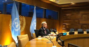 أمين عام الأمم المتحدة: الحوار هو السبيل الوحيد للخروج من أزمة سد النهضة
