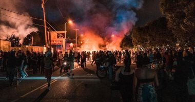 فرض حظر تجول فى واشنطن من الساعة 11 مساءً لـ6 صباحًا لتزايد الاحتجاجات