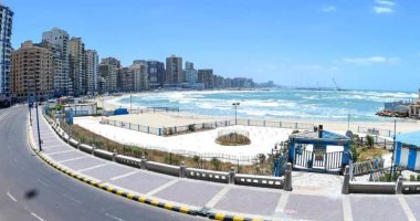 السياحة والمصايف: شواطئ الإسكندرية مازالت مغلقة ولا صحة للشائعات