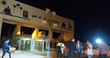 فرحة عارمة بمسقط رأس المصريين المحررين من الجماعات المسلحة بليبيا فى بنى سويف