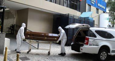 البرازيل تسجل 42 ألفا و725 إصابة جديدة بفيروس كورونا و1185 وفاة