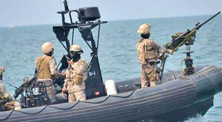 خفر السواحل السعودي يطلق النار على قوارب إيرانية