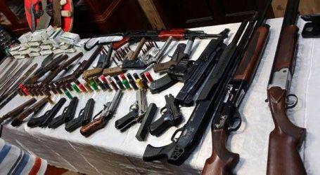 ضبط 55 قطعة سلاح خلال يوم واحد للحملات الأمنية بأسيوط