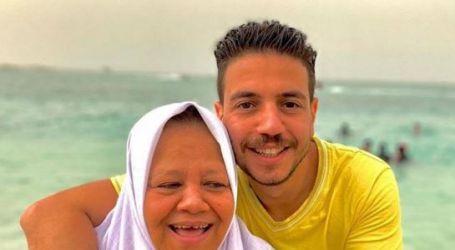 تفاصيل إصابة ابن ماما سناء بكورونا.. ترك المستشفى وطلب العزل المنزلي