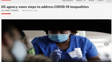 وكالة (أسوشيتد برس) الأمريكية :هيئة أمريكية تتعهد باتخاذ خطوات لمواجهة عدم المساواة المتعلقة بفيروس كورونا