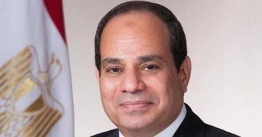 الرئيس السيسى يعقد اجتماعا مع وزير الداخلية