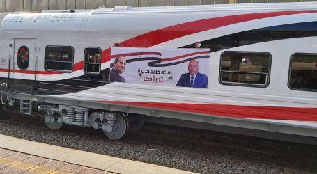 محطات القاهرة والأسكندرية تستقبل القطارات الجديدة استعداداً للتشغيل