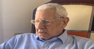 الكاتب الصحفى مكرم محمد أحمد رئيس المجلس الاعلى للاعلام