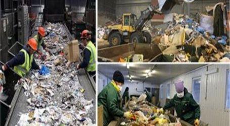 تشكيل لجنة لدراسة إقامة مدينة إعادة تدوير المخلفات الصلبة