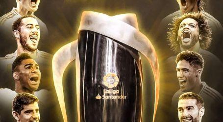 ريال مدريد بطلا للدورى الإسبانى للمرة الـ34 فى تاريخه بثنائية بنزيما