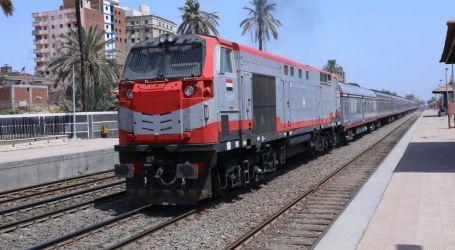 الكشف عن موعد وصول أول قطار إسبانى ضمن القطارات المكيفة