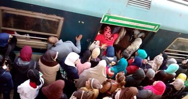 المترو: عودة حركة قطارات الخط الأول جزئيا لحين إصلاح عطل محطة غمرة