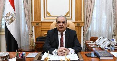 """اللواء محمد أحمد مرسي  : """"العصار"""" نهض بالوزارة.. وأسعى لتعميق الصناعة المحلية"""