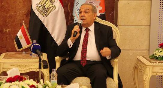 اللواء محمد أحمد مرسي  : نسعى لتحقيق التحول الرقمى والاستفادة من أفكار الشباب