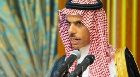 وزير الخارجية السعودى يصل القاهرة فى زيارة تستغرق يوما واحدا