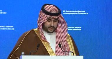 خالد بن سلمان: نشكر جهود واشنطن لحفظ أمن المنطقة وإرسالها منظومات دفاع للمملكة