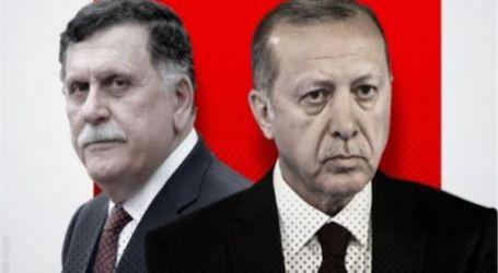 الرئاسة التركية تتكتم على تفاصيل لقاء سري بين «أردوغان» و«السراج» في أنقرة