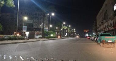 فتح شارع الهرم بعد نقل المرافق المتعارضة مع مسار المترو