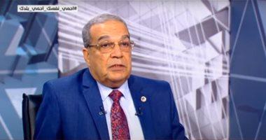 المهندس محمد أحمد مرسى يحلف اليمين وزيرا للإنتاج الحربى خلفا للعصار
