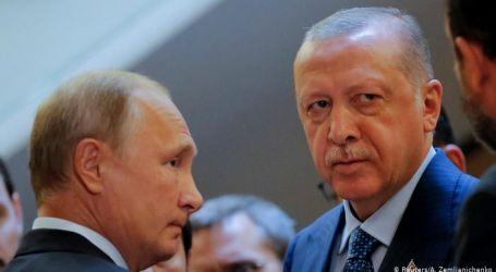 اتفاق تركي روسي على تهيئة الظروف لوقف إطلاق النار بليبيا