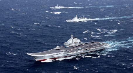 ترقب وحذر بين القوات البحرية الأمريكية والصينية خلال مناورات في بحر الصين الجنوبي
