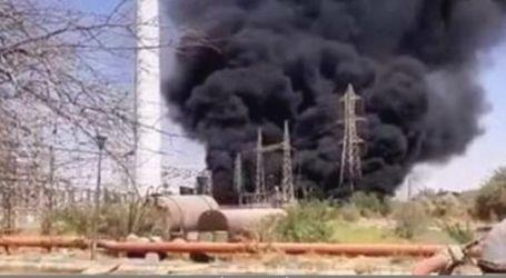 انفجار في منشأة للطاقة بمحافظة أصفهان الإيرانية